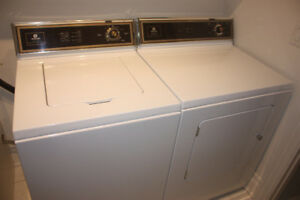 MAYTAG - Washing Machine & Dryer pair