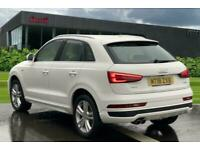 2018 Audi Q3 S line Edition 1.4 TFSI cylinder on demand 150 PS 6-speed Estate P