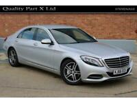 2017 Mercedes-Benz S Class 3.0 S350L d SE Line (Executive) LWB Saloon 9G-Tronic