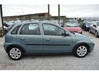 Vauxhall Corsa 1.4i 16v SXi 5 DOOR GREY 2008 MODEL +TOTALLY STUNNING+