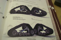 KNAPPS YAMAHA PRESCOTT Sales Camoplast Tatou  track kits
