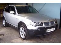 BMW X3 2.0d 2006MY SE *** DIESEL ***