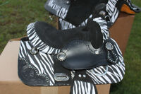 """10"""" western saddle"""
