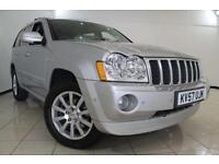 2007 57 JEEP GRAND CHEROKEE 3.0 V6 CRD OVERLAND 5DR AUTOMATIC 215 BHP DIESEL