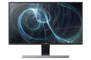 Samsung Monitor with original charger