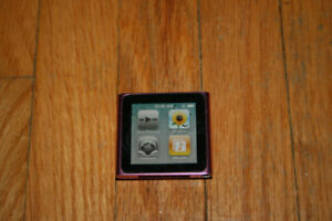 6th generation ipod nano 8gb
