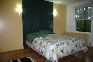 ** Montréal – Bel appartement meublé – 2 chambres **