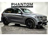 2016 66 BMW X5 2.0 XDRIVE40E M SPORT 5D 242 BHP