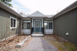 Two Waterfront Properties in Calabogie For Sale