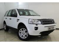 2012 12 LAND ROVER FREELANDER 2.2 TD4 XS 5DR AUTOMATIC 150 BHP DIESEL