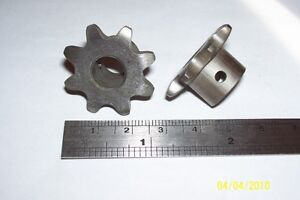 Chain Sprockets (steel)