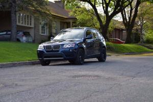 2013 BMW X3 35i !! OFFRE RAISONNABLE ACCEPTÉ