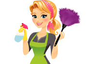 We are two hard working cleaning ladies from$20/hr. 780 863 3670