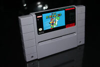 SUPER NINTENDO-SUPER MARIO WORLD