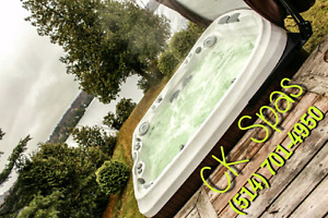 End of February Sale - Hot tubs for LESS!
