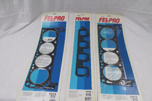 Ford 351Cleveland...Fel-Pro Head and Header Gaskets