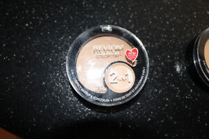 NEW revlon foundation with concealer