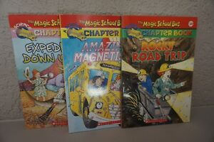 "9 SOFT COVER ""MAGIC SSHOOL BUS"" SCIENCE CHAPTER BOOKS~$2.75 EACH Edmonton Edmonton Area image 2"