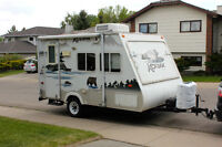 2006 Kodiak 160 Hybrid Travel Trailer