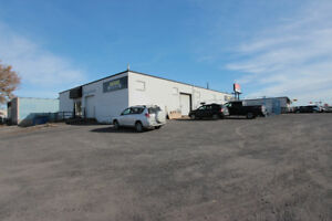 645 Angus St. FOR SALE or LEASE 7,000 sq ft Building - Large Lot