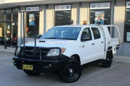 From $76 P/Week No deposit FINANCE* 2005 Toyota Hilux Ute Blacktown Blacktown Area Preview