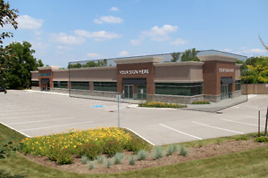 Over 5,000 sq ft of Brand New Space Available for Lease