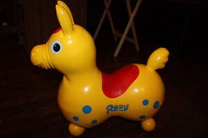 Gymnic / Rody Inflatable Hopping Horse