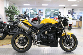 2015 Triumph Speed Triple 94. Special Edition
