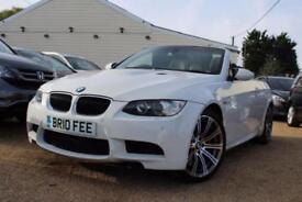 2010 10 BMW M3 4.0 M3 2D AUTO 415 BHP - RAC DEALER