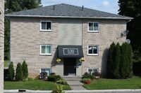 *WOW* You'll love this 2-bdm apt with corner gas fireplace!