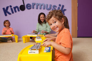 Kindermusik with Holly: Group music lessons- babies to age 6 Kingston Kingston Area image 1