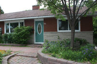 2+1 Bedroom Main Floor of Bungalow in Carleton Place – July 1st