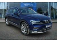 2018 Volkswagen Tiguan SEL TDI BLUEMOTION TECHNOLOGY DSG 5DR - ADAPATIVE CRUISE