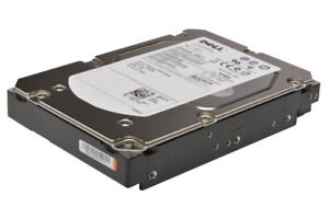 Dell SAS 300GB - 500GB - 600GB (Server Hard Drives)