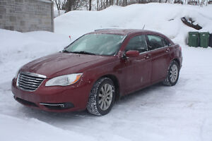 2011 Chrysler Autre Touring Berline