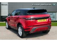 2019 Land Rover Range Rover Evoque D150 R-Dynamic S Hatchback Diesel Manual