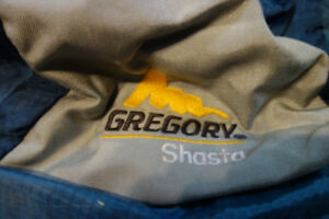 Gregory Backpack looking for sherpa to carry him on long trips