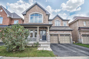 Immaculate Spacious Detached Home With 4 Bdroms + Office In Ajax