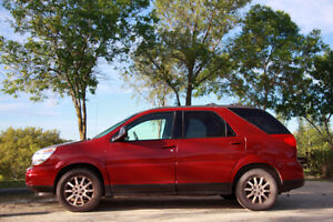 Fully Saftied 2006 Buick Rendezvous For Sale