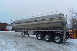 BEDARD 46000L TC-407 tri trailer Unused