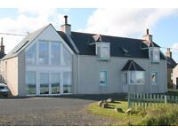 3 / 4 Bedroom Detached House Cottage Holiday home Seaside Seaview Aberdeenshire coastal views garden