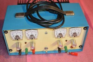 Dual Channel DC Power Supply, and AC Power Supply - REDUCED