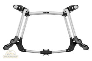 Thule 9033 Tram Hitch Ski Carrier with Locks
