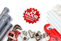 Red seal plumber available evenings weekends and some week days