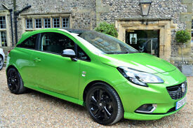 Vauxhall/Opel Corsa 1.4i ( 90ps ) ecoFLEX 2016.5MY Limited Edition. 7K MILES,