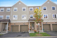 Awesome 3 storey, 2 bed plus Loft, 2 bath townhome!