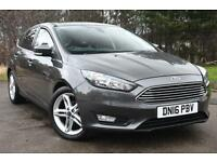 Used Ford Focus Zetec, 2016, 1499cc, 5 door