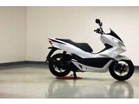 Honda WW 125 EX2-F