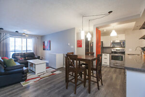 3 Bedroom Condo--Walk to UW & WLU--May 1--4 or 12 Month Lease