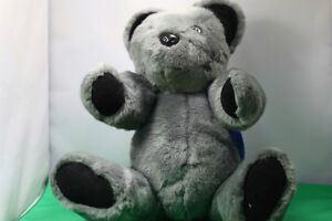 Soft cuddly Grey Teddy Bear fully moveable joints, & backpack Kingston Kingston Area image 5